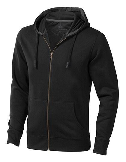 Elevate - Arora Hooded Full Zip Sweater