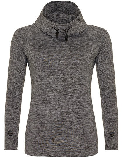 Just Cool - Women´s Cool Cowl Neck Top