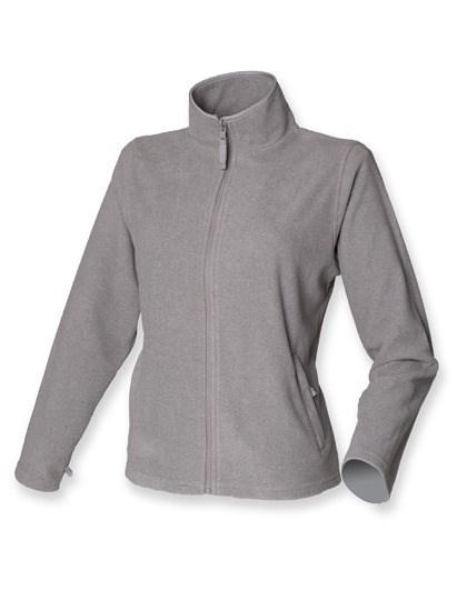 Henbury - Ladies` Microfleece Jacket