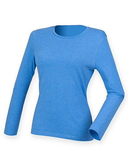 SF Women - Women`s Feel Good Long Sleeved Stretch T