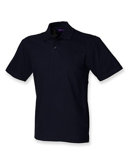Henbury - Men`s Stretch Piqué Polo Shirt
