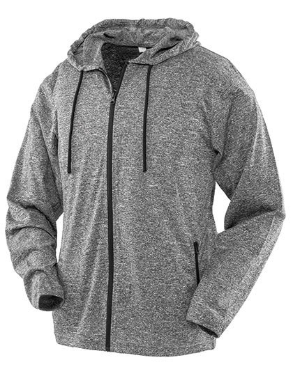 SPIRO - Womens Hooded Tee-Jacket