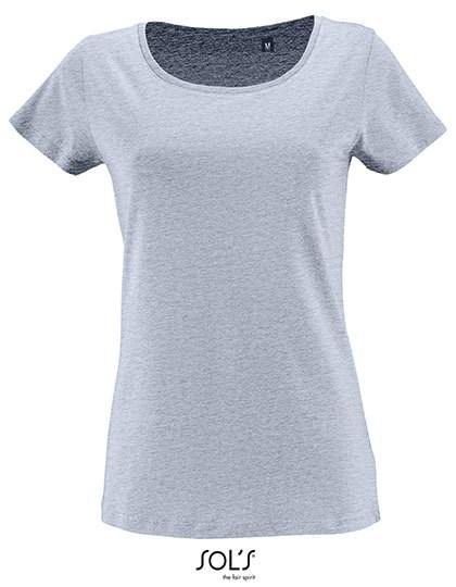 SOL´S - Women`s Short Sleeved T-Shirt Milo