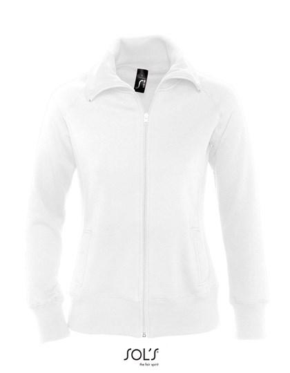 SOL´S - Women`s Zipped Jacket Soda