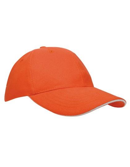 Printwear - Heavy Brushed Cap
