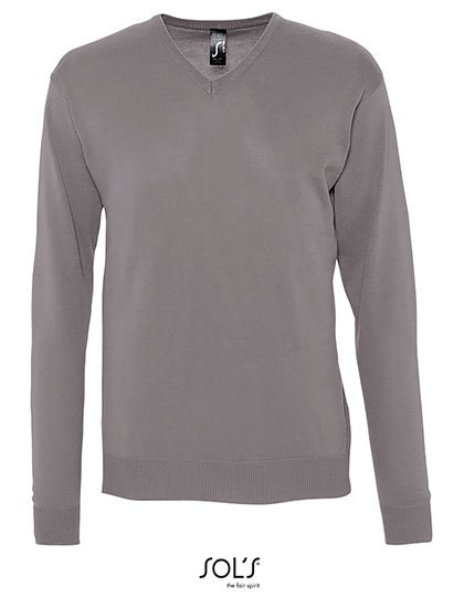 SOL´S - Men`s V Neck Sweater Galaxy