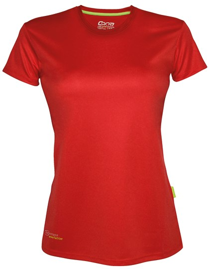 CONA SPORTS - Evolution Ladies` Tech Tee