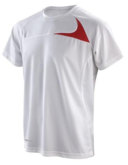 SPIRO - Men`s Dash Training Shirt