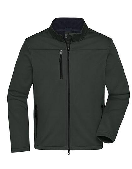 James+Nicholson - Men's Softshell Jacket