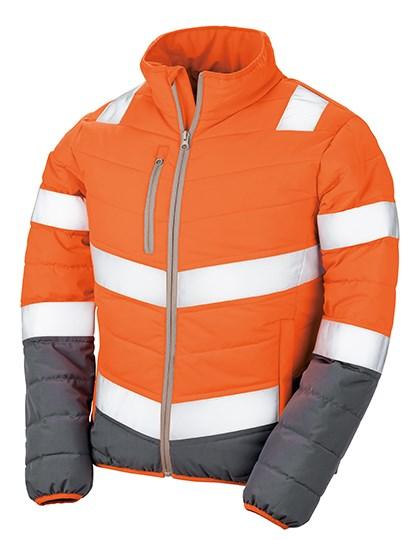 Result Safe-Guard - Women`s Soft Padded Safety Jacket