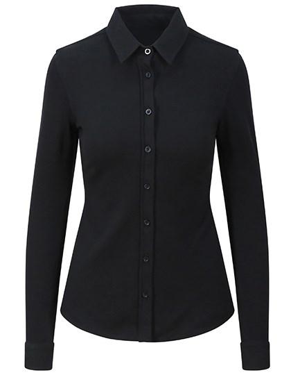 So Denim - Anna Knitted Shirt
