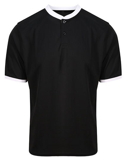 Just Cool - Cool Stand Collar Sports Polo