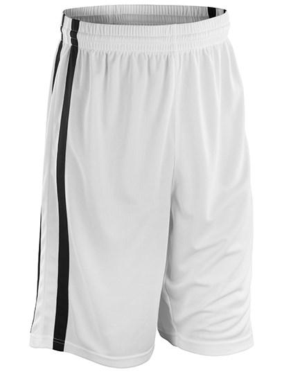 SPIRO - Basketball Men`s Quick Dry Short