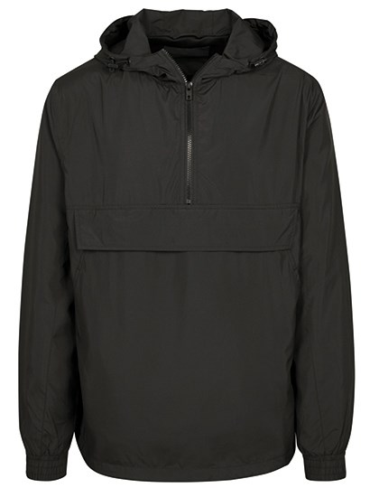 Build Your Brand - Basic Pull Over Jacket