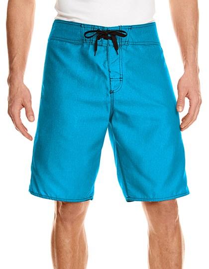 Burnside - Heathered Board Shorts
