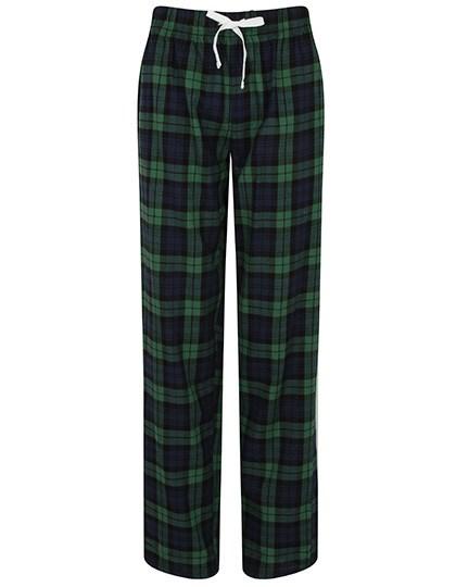 SF Women - Women`s Tartan Lounge Pants