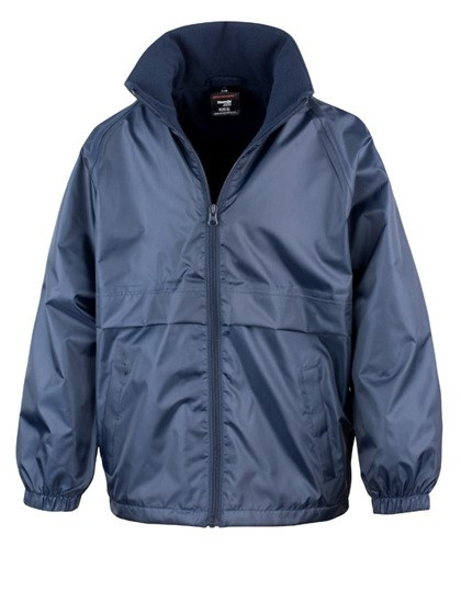 Result Core - Microfleece Lined Jacket
