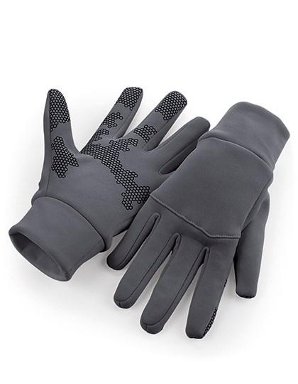 Beechfield - Softshell Sports Tech Gloves