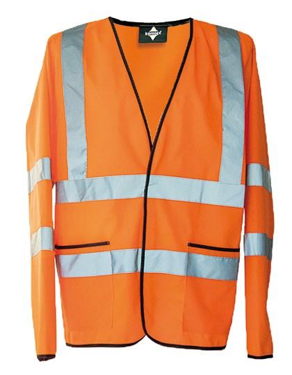 Korntex - Light Weight Hi-Viz Jacket EN ISO 20471 Class 3