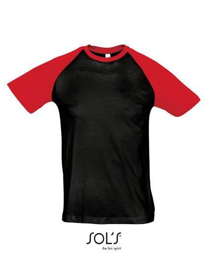 SOL´S - Raglan T-Shirt Funky 150