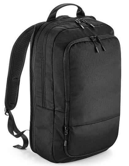 Quadra - Pitch Black 24 Hour Backpack