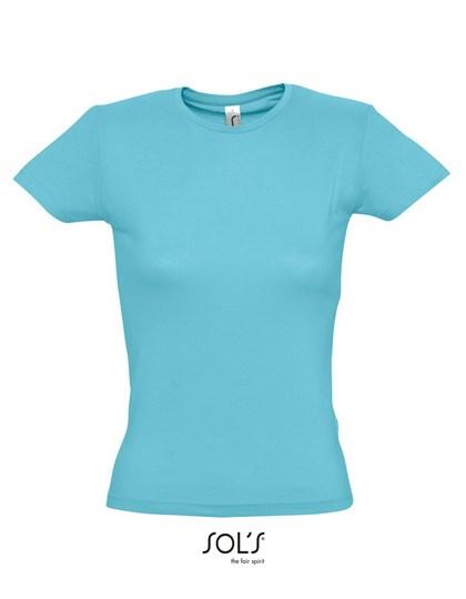 SOL´S - Ladies` T-Shirt Miss