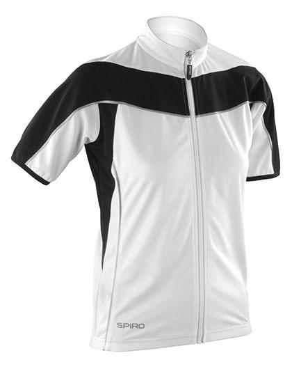 SPIRO - Ladies` Bikewear Full Zip Performance Top