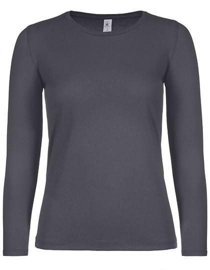 B&C - T-Shirt #E150 Long Sleeve / Women