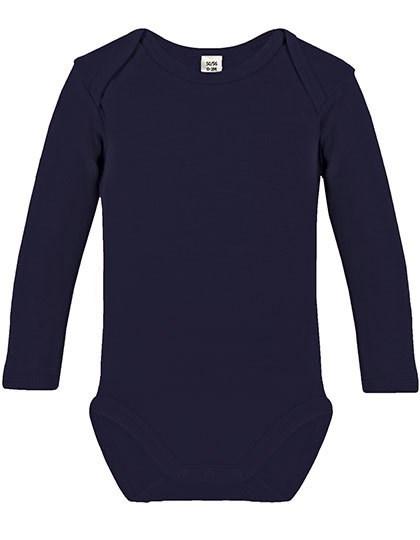 Link Kids Wear - Long Sleeve Baby Bodysuit