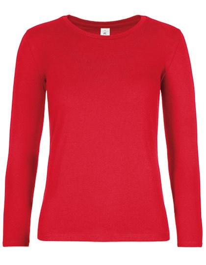 B&C - T-Shirt #E190 Long Sleeve / Women