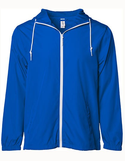 Independent - Unisex Lightweight Windbreaker Jacket