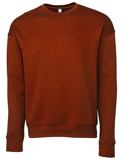 Canvas - Unisex Drop Shoulder Fleece