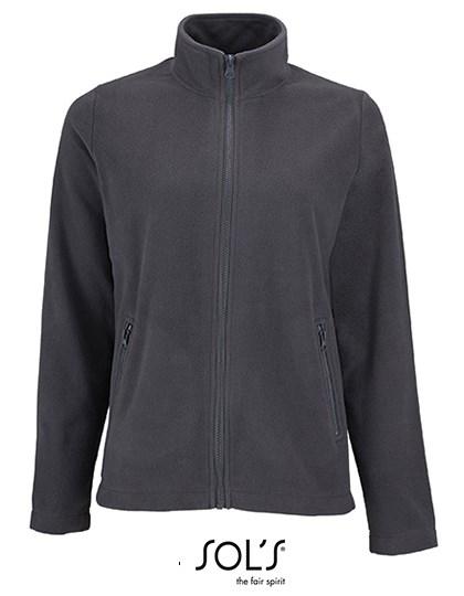 SOL´S - Women`s Plain Fleece Jacket Norman