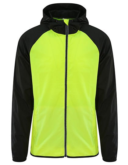 Just Cool - Unisex Cool Contrast Windshield Jacket
