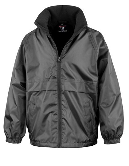 Result Core - Youth Microfleece Lined Jacket