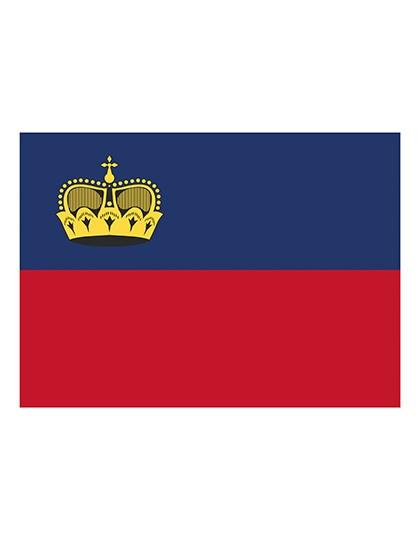 Printwear - Flag Liechtenstein