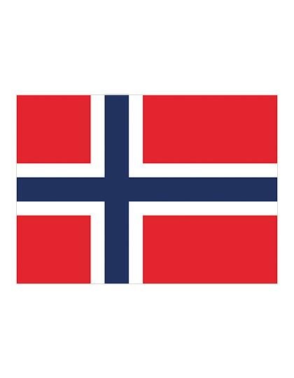 Printwear - Flag Norway