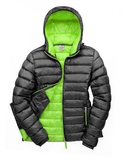 Result - Womens Snow Bird Hooded Jacket