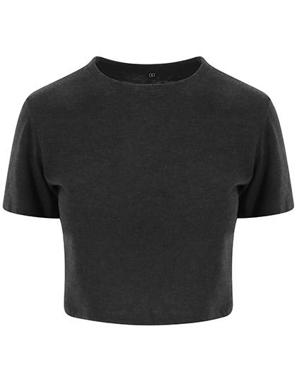 Just Ts - Women´s Tri-Blend Cropped T