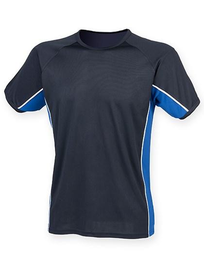 Finden+Hales - Performance Panel T-Shirt