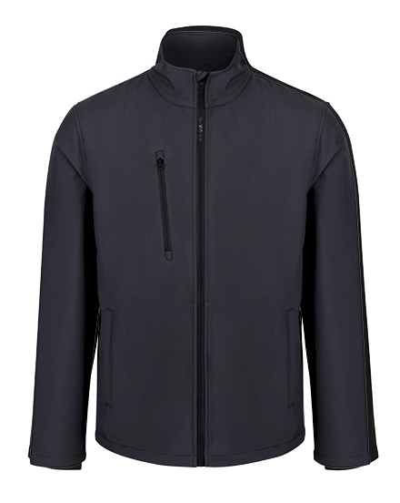 Regatta Ablaze 3-Layer Printable Softshell SlGrey(Blk) XL