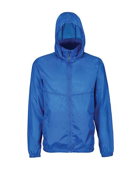 Regatta Asset Shell Jacket Oxford Blue S