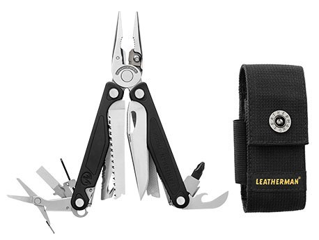 Leatherman Charge+ Clampack