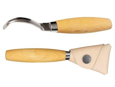 Morakniv Hook Knife 163 Double Edge w/sheath