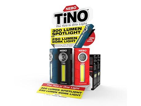 Nebo TiNO Display 24st