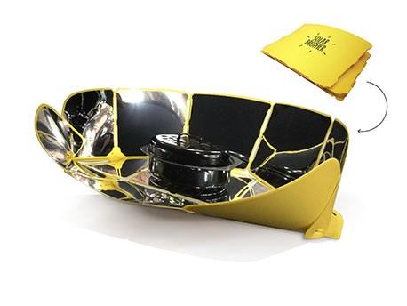 Solar Brother SunGood Kooktoestel op Zonne-energie