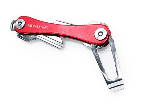 KeySmart Nano Wrench Clam