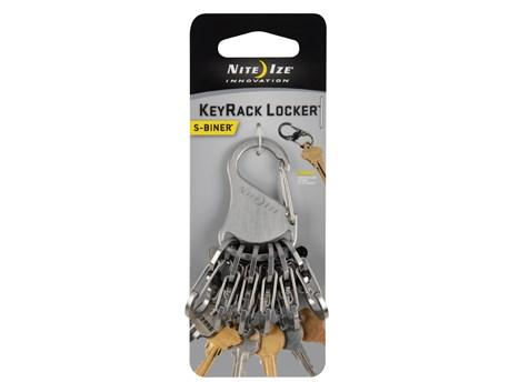 Nite Ize KeyRack Locker Steel