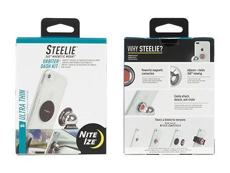 Nite Ize Steelie Orbiter Dash Kit 360 Magnetic Mount
