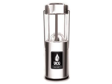 Uco Original Candle Lantern Aluminium